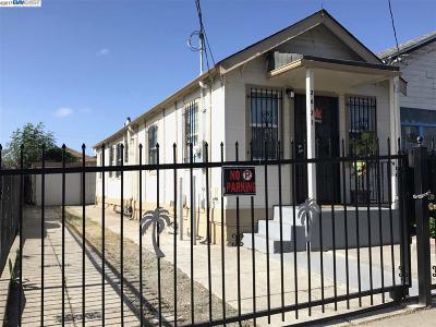 Oakland Single Family Home For Sale: 2621 75th Ave