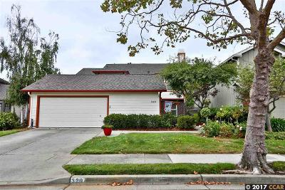 Alameda Single Family Home For Sale: 329 Channing Way
