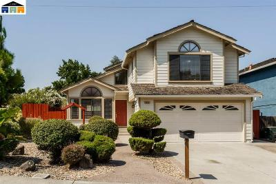 Antioch Single Family Home For Sale: 2744 Wildflower Dr.