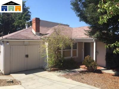 Rodeo Single Family Home For Sale: 460 Vallejo Ave.