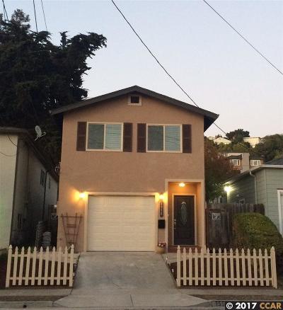 richmond Single Family Home New: 1558 Mariposa St