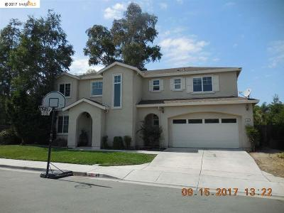 Bay Point CA Single Family Home New: $565,000