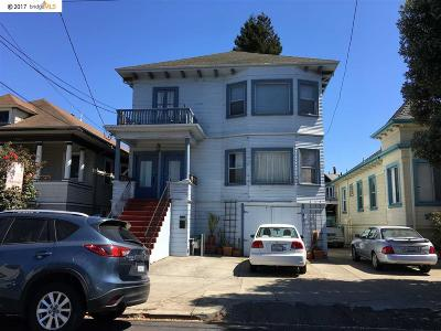 Alameda Multi Family Home For Sale: 1306 Pearl Street