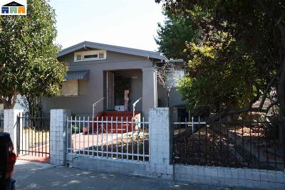 San Leandro Single Family Home For Sale: 1155 Westbay Ave