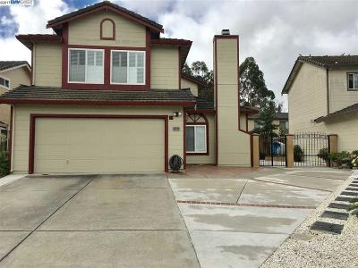 Union City Single Family Home New: 30680 Ratekin Dr