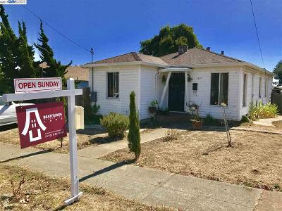 richmond Single Family Home New: 1401 Santa Clara