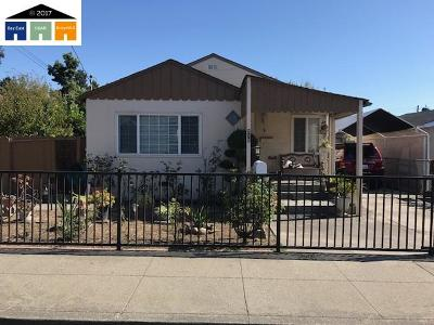 Hayward Single Family Home For Sale: 278 Lansing Way