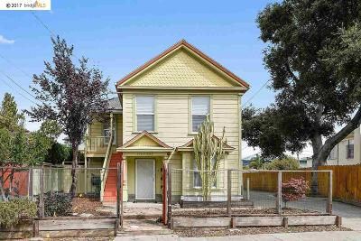 Oakland Condo/Townhouse For Sale: 3522 Brookdale Ave #A