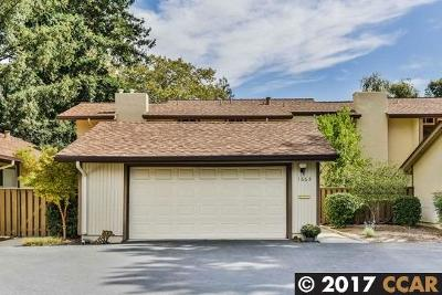 Walnut Creek Condo/Townhouse New: 1665 Countrywood Ct
