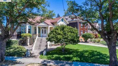 Alameda Single Family Home For Sale: 1100 Morton St