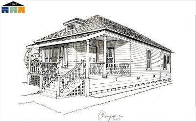 Oakland Single Family Home Contingent: 1432 72nd Street