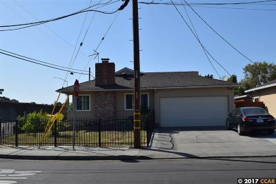 Castro Valley Single Family Home For Sale: 3080 Norbridge Ave