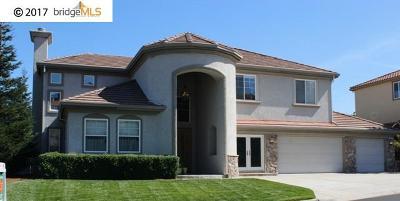 Concord Single Family Home Price Change: 924 Autumn Oak Cir