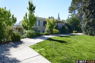 Walnut Creek Condo/Townhouse For Sale: 1800 Golden Rain Rd #2