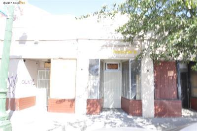 Oakland Commercial For Sale: 6682 Bancroft Avenue