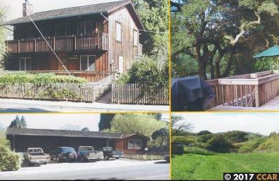 Pinole Single Family Home For Sale: 4001 Pinole Valley Road