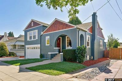 San Leandro Single Family Home For Sale: 731 Rodney Dr