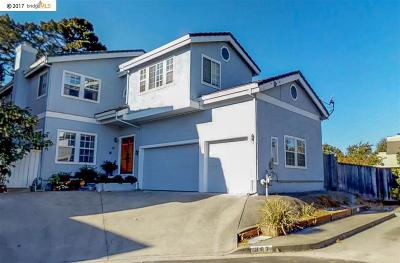 Pinole Single Family Home For Sale: 367 Hemleb Ct