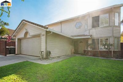 Tracy Single Family Home Back On Market: 921 Lassen Ct