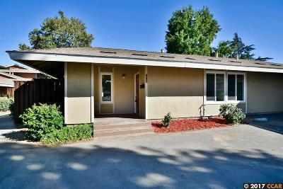 Concord Condo/Townhouse For Sale: 2075 Olivera Rd #A