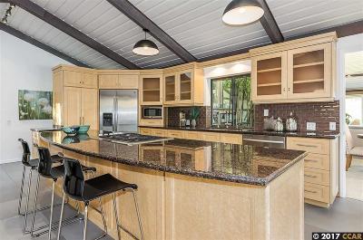 Orinda Single Family Home For Sale: 25 Bear Ridge Road