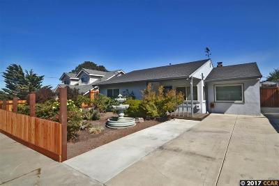 San Pablo Single Family Home For Sale: 351 Montalvin Dr