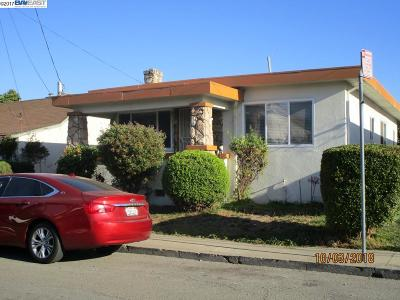 Oakland Single Family Home For Sale: 1328 107th Ave