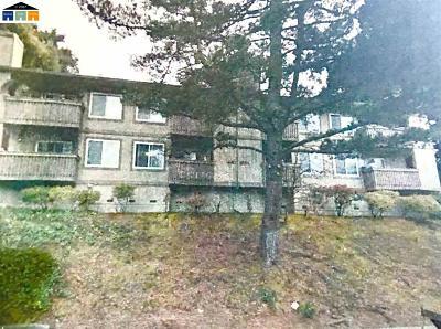 El Sobrante Condo/Townhouse For Sale: 4166 San Pablo Hill Rd #B