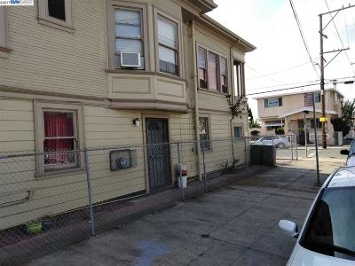 Oakland Multi Family Home For Sale: 1276 96th Ave