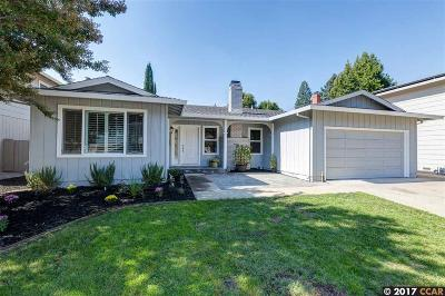 Pleasanton Single Family Home New: 7336 Tulipwood Circle