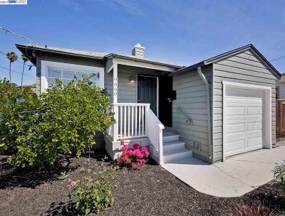 Oakland Single Family Home New: 9860 Toler Ave