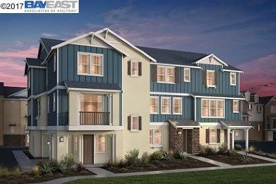 Dublin CA Condo/Townhouse New: $774,492