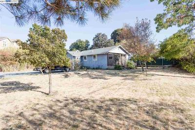 Martinez Single Family Home For Sale: 4791 Pacheco Blvd