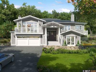 Lafayette Single Family Home New: 961 Oak View Circle