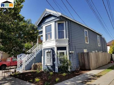 Oakland Multi Family Home New: 1072 56th Street