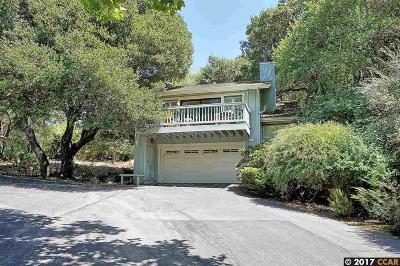 Marin County Single Family Home New: 10 Tanoak Ct