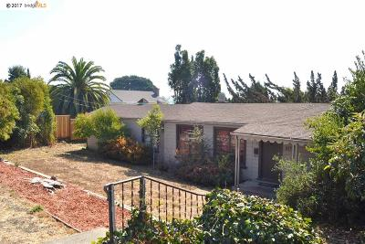 Castro Valley Single Family Home New: 4175 Seven Hills Road