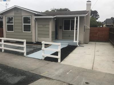 San Pablo Single Family Home For Sale: 1617 Market Ave