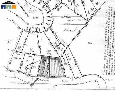 Oakland Residential Lots & Land For Sale: 2156 Mastlands Dr