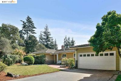 Oakland Single Family Home For Sale: 13055 Skyline Blvd
