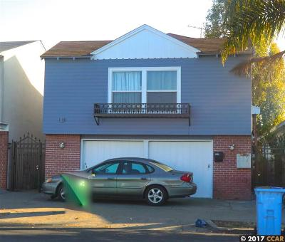 Berkeley Multi Family Home For Sale: 1118 Dwight Way