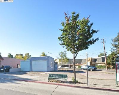 San Leandro Commercial For Sale: 16035 E 14th St