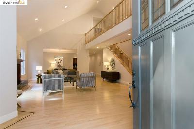 Oakland Single Family Home For Sale: 6545 Shepherd Canyon Road