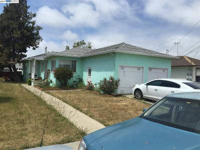 San Leandro Single Family Home For Sale: 1269 Terra Ave