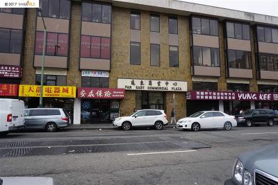 Oakland Commercial For Sale: 345 9th St #206