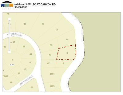 Berkeley  Residential Lots & Land For Sale: Wildcat Canyon Road