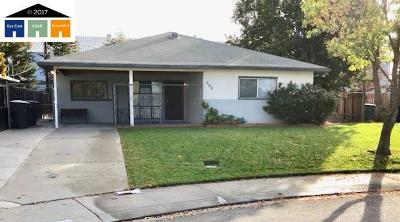 Tracy Single Family Home For Sale: 382 E 21st