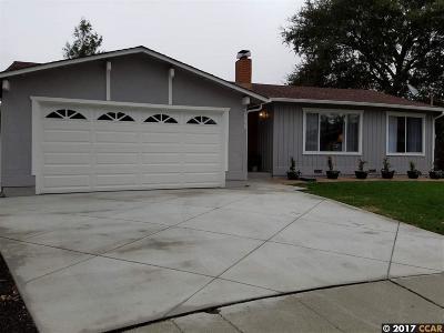 Concord Single Family Home For Sale: 3885 Landana Ct