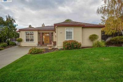 Pleasanton Single Family Home For Sale: 844 Genevieve