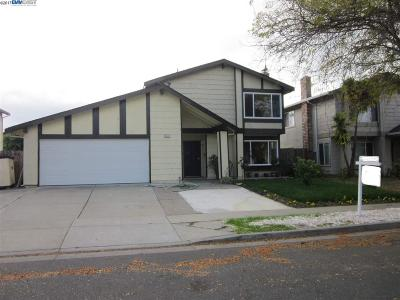 Fremont Single Family Home For Sale: 34495 Salinas Pl.
